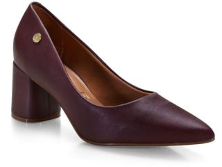 Sapato Feminino Vizzano 1342100 Vinho - Tamanho Médio