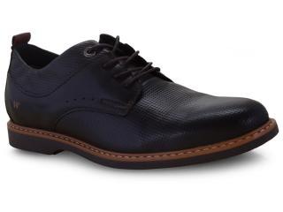 Sapato Masculino West Coast 187201/5 Café/vermelho - Tamanho Médio