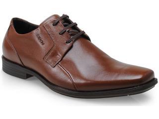 Sapato Masculino Ferracini 6237 m2 Amendoa - Tamanho Médio