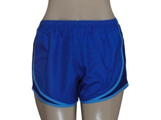 Feminino Nike 624278-489 Tempo Short Fa14 Azul/marinho - Tamanho Médio