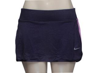 Short Saia Feminina Nike 618274-570 Knit Skirt Lilas - Tamanho Médio