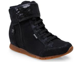 Sneaker Feminino Kolosh C0322 Preto - Tamanho Médio