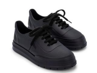 Tênis Feminino Melissa 33306 01003 Classic Sneaker Preto - Tamanho Médio