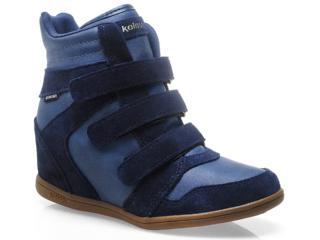 Sneaker Feminino Kolosh C0091 Marinho - Tamanho Médio