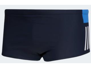 Sunga Masculina Adidas Ej3210 cb Wide Marinho/azul - Tamanho Médio