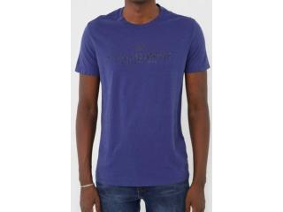 T-shirt Masculino Ellus 53c5818 74 Marinho - Tamanho Médio