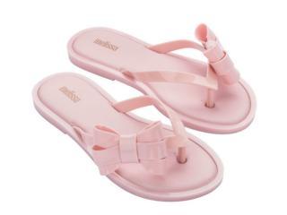 Tamanco Feminino Melissa 33288 50485 Flip Flop Sweet Rosa - Tamanho Médio