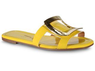 Tamanco Feminino Vizzano 6408103 Amarelo - Tamanho Médio