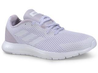 Tênis Feminino Adidas Ee9932 Sooraj w Branco/lilas - Tamanho Médio