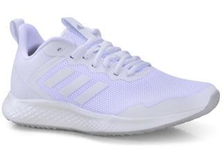Tênis Feminino Adidas Fy8477 Fluidstreet Branco - Tamanho Médio