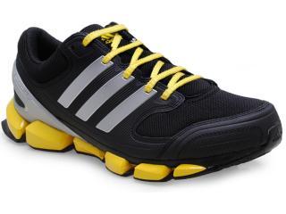 Tênis Masculino Adidas Q22281 Dynamic Fusion m Preto/amarelo - Tamanho Médio
