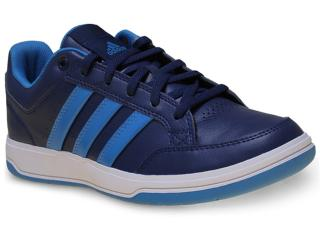 Tênis Masculino Adidas S41856 Oracle vi Str Marinho/azul - Tamanho Médio