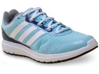 Tênis Feminino Adidas B33559 Duramo 7 w Azul Claro - Tamanho Médio
