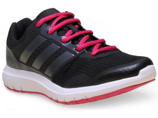 Tênis Feminino Adidas B33562 Duramo 7 w Preto/pink - Tamanho Médio