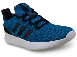 Tênis Masculino Adidas Bc0122 cf Ultimate  Azul/preto - Tamanho Médio