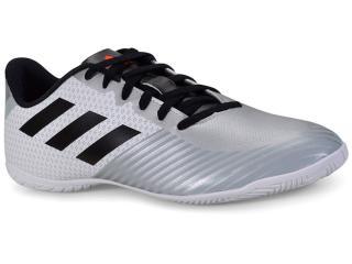 Tênis Masculino Adidas H68549 Artilheira Iii in Prata/branco/preto - Tamanho Médio