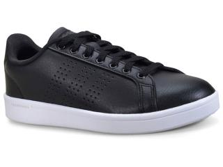 Tênis Masculino Adidas Aw3915 cf Advantage cl  Preto/branco - Tamanho Médio