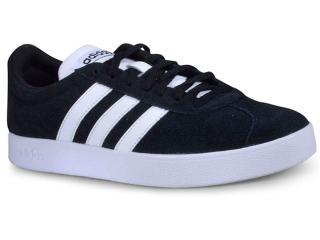 Tênis Masculino Adidas Da9853 vl Court 2.0 Preto/branco - Tamanho Médio