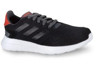 Tênis Masculino Adidas Ef0436 Archivo m Preto/branco - Tamanho Médio