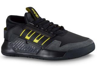 Tênis Masculino Adidas Eg9027 Bball90s m Preto/amarelo - Tamanho Médio