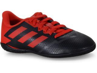 Tênis Masc Infantil Adidas Fv0879 Artilheira iv in jr Preto/vermelho - Tamanho Médio