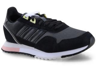 Tênis Feminino Adidas Eh1441 8k 2020 w Preto - Tamanho Médio
