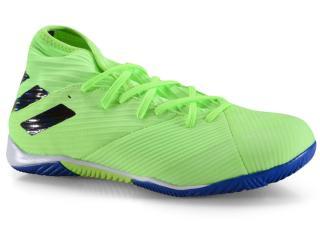 Tênis Masculino Adidas Fv3995 Nemeziz 19.3 in Verde Neon - Tamanho Médio