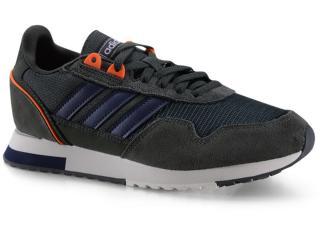 Tênis Masculino Adidas Eh1433 8k 2020 Musgo - Tamanho Médio