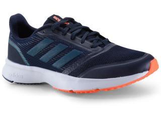 Tênis Masculino Adidas Eh1363 Nova Flow m Azul Escuro - Tamanho Médio