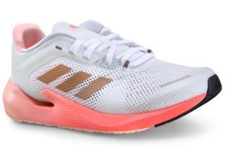Tênis Feminino Adidas Eg5077 Alphatorsion w Branco/coral - Tamanho Médio