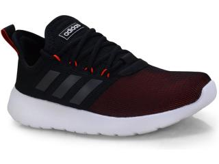 Tênis Masculino Adidas Ee8266 Lite Racer Rbn m Preto/vermelho/branco - Tamanho Médio