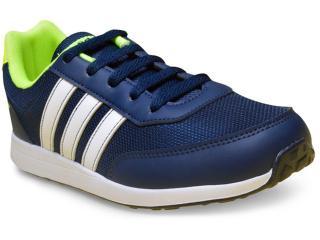 prezzo più economico vivido e di grande stile estetica di lusso Tênis Adidas AW4103 VS SWITCH 2 Marinhobrancolima...
