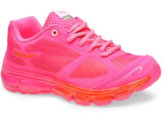 Tênis Fem Infantil Bibi 804025 Pink Neon - Tamanho Médio