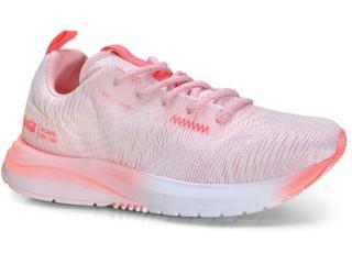 Tênis Feminino Coca-cola Shoes Cc1943 Rosa/coral - Tamanho Médio
