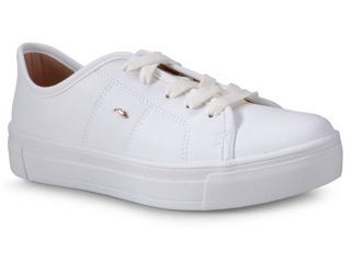 Tênis Feminino Dakota G0841 Branco - Tamanho Médio