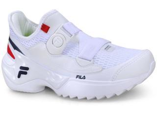 Tênis Feminino Fila F02st004068 156 F-loop Branco - Tamanho Médio