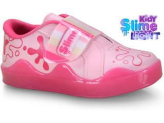 Tênis Fem Infantil Kidy 06510030008 Rosa - Tamanho Médio