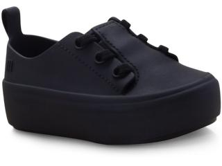 Tênis Fem Infantil Melissa 32538  01003 Ulitsa Sneaker bb Preto - Tamanho Médio