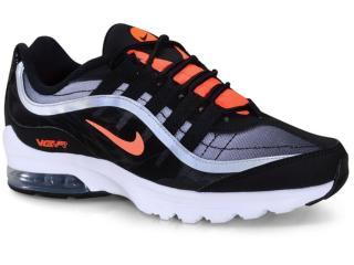 Tênis Feminino Nike Ct1730-003 Air Max Vg-r Preto/laranja Neon - Tamanho Médio