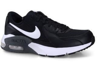 Tênis Masculino Nike Cd4165-001 Air Max Excee Preto - Tamanho Médio