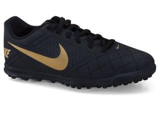 Tênis Masculino Nike Cz0446-071 Beco 2 tf Preto/dourado - Tamanho Médio