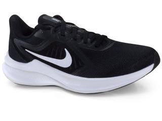 Tênis Feminino Nike Ci9984-001 Downshifter 10 Preto/branco - Tamanho Médio