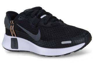 Tênis Feminino Nike Cz5630-002 Reposto Preto - Tamanho Médio