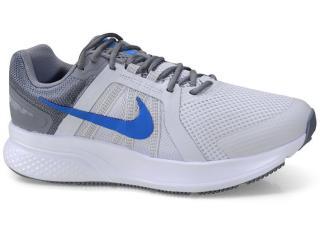Tênis Masculino Nike Cu3517-015 Run Swift 2 Azul/cinza - Tamanho Médio