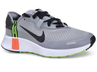Tênis Masculino Nike Cz5631-014 Reposto Cinza/preto - Tamanho Médio