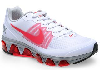 Tênis Feminino Nike 646594-130 Air Max Triade 3 Branco/coral - Tamanho Médio