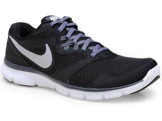 Tênis Masculino Nike 652852-003 Flex Experience rn 3 Msl Preto/cinza/branco - Tamanho Médio