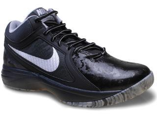 Tênis Masculino Nike 637382-015 The Overplay Viii  Preto - Tamanho Médio