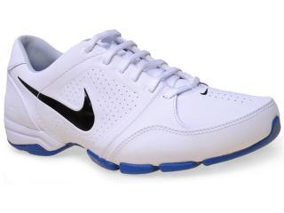 Tênis Masculino Nike 525726-115 Air Toukol Iii  Branco/azul - Tamanho Médio