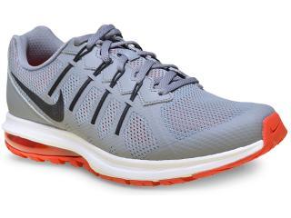 Tênis Masculino Nike 819150-002 Air Max Dynasty Msl  Cinza Escuro - Tamanho Médio
